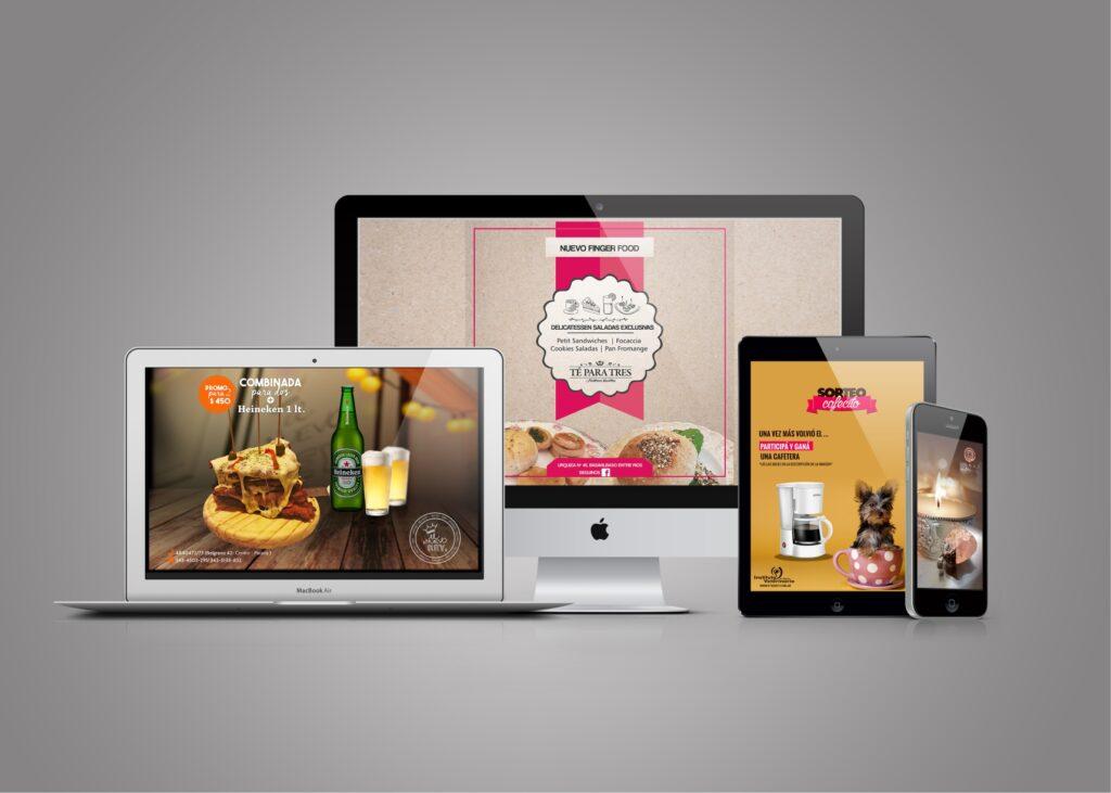 Marketing Digital .Diseño. Publicidad. Diseño